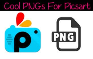 Latest Stylish Cool PNGs Collection For Picsart & Photoshop