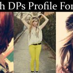 Girls Stylish Profile Pictures For WhatsApp DP & Facebook