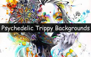 Psychedelic Trippy Backgrounds For Desktop Android & iPhone