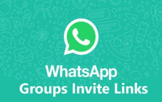 1000+ WhatsApp Groups Invite Link Collection