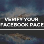 How To Verify Your Facebook Page or Account