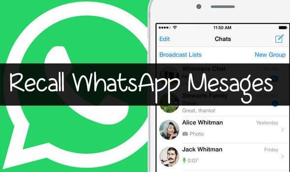 recall-whatsapp-messages
